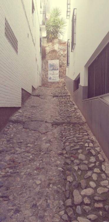 Calle del Museo Sefardí Granada