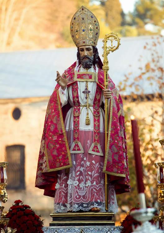 ©Ayto.Granada: Festividad de San Cecilio, Patrón de Granada
